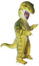 Underwraps UR-26026TLG T Rex Green Toddler 2-4
