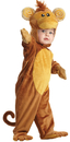 Underwraps UR-26051TMD Monkey Toddler 18-24