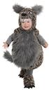 Morris Costumes UR-26107TXL Wolf Toddler Xl 4-6