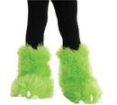 Underwraps UR-26119 Monster Boots Neon Green