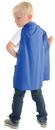 Underwraps UR-26174 Cape Child Blue 24 Inches Long