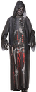 Underwraps UR-26219LG Grim Reaper Robe Child Large
