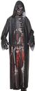 Underwraps UR-26219MD Grim Reaper Robe Child Medium