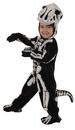 Morris Costumes UR-26243TXL T-Rex Fossil Toddler Xl 4-6