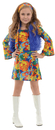 Morris Costumes UR-26266SM Far Out Child Small