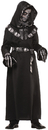 Underwraps UR-26268MD Skull Master Hooded Robe Child