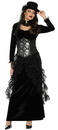 Underwraps UR-28026MD Dark Mistress Adult Medium