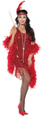 Underwraps UR-28039MD Swingin Red Adult Medium