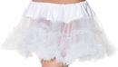 Underwraps UR-28283 Petticoat Tutu Adult White