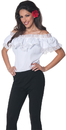 Underwraps UR-28383SM Senorita  Blouse Adult Small