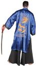 Underwraps UR-28655XXL Samurai Blue Adult Xxl