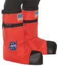 Underwraps UR-28852STD Astronaut Boot Tops Ad Orange