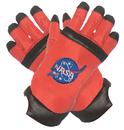 Underwraps UR-28855STD Astronaut Gloves Ad Orange