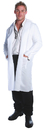 Underwraps UR-29017 Lab Coat Adult One Size