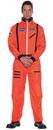 Underwraps UR-29137 Astronaut Mens Orange Std