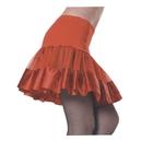 Underwraps UR-29150 Petticoat Red Ribbon