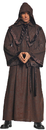 Underwraps UR-29321 Deluxe Monk Robe Adult One Sz
