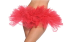 Underwraps UR-29357 Tutu Red Adult