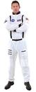 Underwraps 29362T Astronaut White Teen