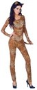 Underwraps UR-29413XL Wild Adult Xl (16-18)