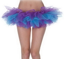 Underwraps UR-29472 Tutu Blue And Purple