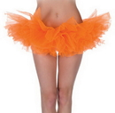 Underwraps UR-29479 Tutu Neon Orange