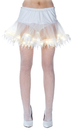 Underwraps UR-29486 Petticoat Light-Up White