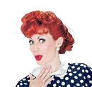 Pony Express XR-19069 I Love Lucy Adult Wig