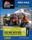 Mountain House 0050128 Chili Mac with Beef 115g