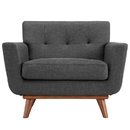 Modway Furniture EEI-1178 Engage Wood Armchair