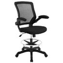 Modway Furniture EEI-1423 Veer Drafting Stool