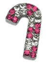 Mirage Pet Products Pink and Purple Candy Cane Charms