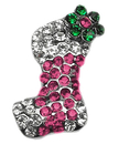 Mirage Pet Products Pink and Purple Stocking Charms