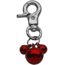 Mirage Pet Products 11-02 RD Lobster Claw Bell Charm Red