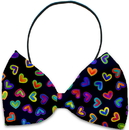 Mirage Pet Products 1106-BT Bright Hearts Pet Bow Tie