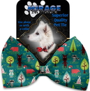 Mirage Pet Products 1128-BT Forest Follies Pet Bow Tie