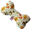 Mirage Pet Products Fox and Friends Bone Dog Toy