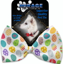 Mirage Pet Products 1199-BT Easter Eggs Pet Bow Tie