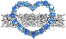 Mirage Pet Products Heart Hair Barrette