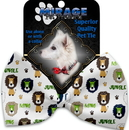 Mirage Pet Products 1238-BT King of the Jungle Pet Bow Tie