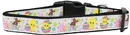Mirage Pet Products Happy Easter Nylon Dog Collar