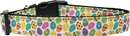 Mirage Pet Products 125-258 MDN Confetti Eggs Nylon Dog Collar Medium Narrow