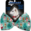 Mirage Pet Products 1280-BT Frosty and Friends Pet Bow Tie