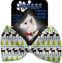 Mirage Pet Products 1297-BT Mountain Moose Pet Bow Tie