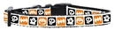 Mirage Pet Products 13-05 XS Classic Halloween Nylon Ribbon Collar X-Small