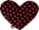 Mirage Pet Products Love Bites Stuffing Free Heart Dog Toy