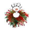 Mirage Pet Products 25-14 SM Christmas Stars Smoocher Small