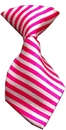 Mirage Pet Products Striped Dog Neck Tie
