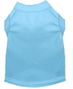 Mirage Pet Products 50-01 LGBBL Plain Shirts Baby Blue Lg