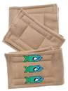 Mirage Pet Products BASM Peter Pads Tan 3 Pack